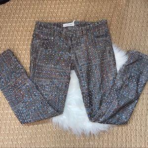 ISABEL MARANT ETOILE    Itzel print pants size 3